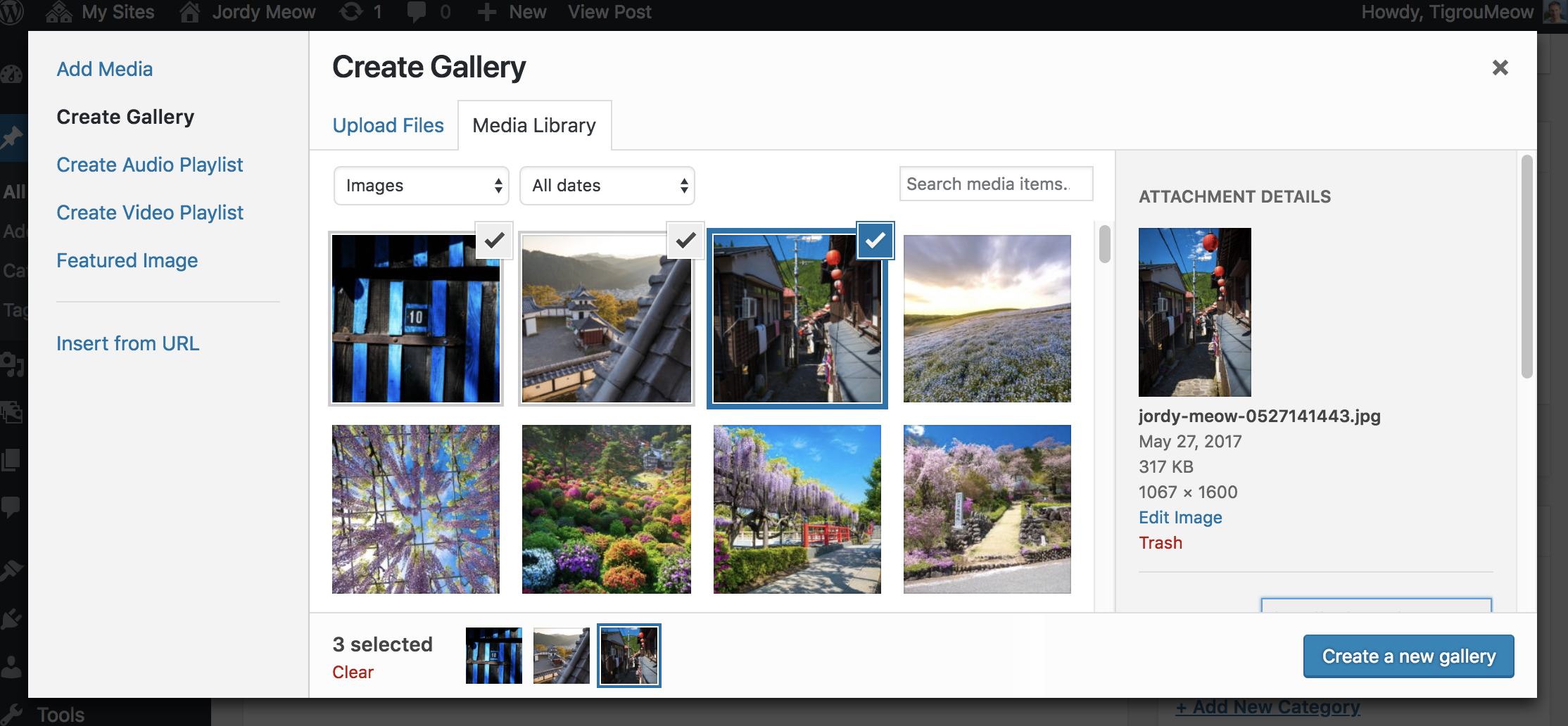 Meow Gallery: Tutorial | Meow Apps
